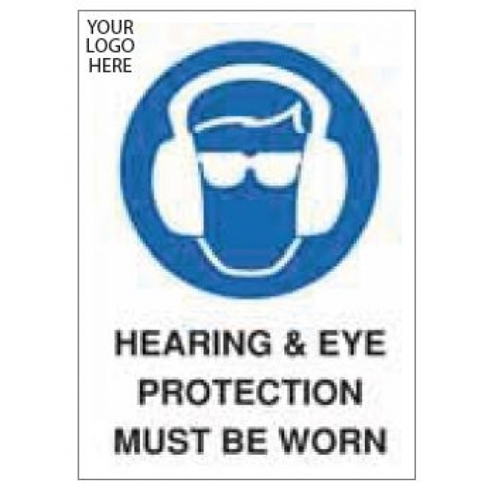 Hearing & Eye Protection Must Be Worn
