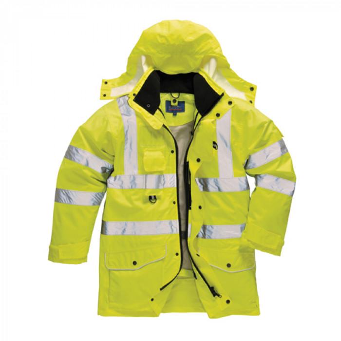 7-In-1 Storm Coat