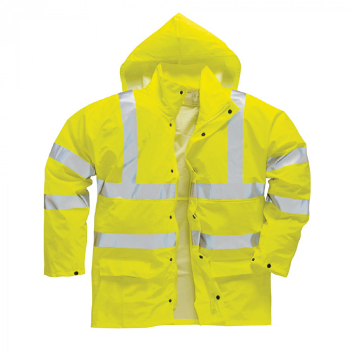 Sealtex Breathable Rain Jacket - Yellow
