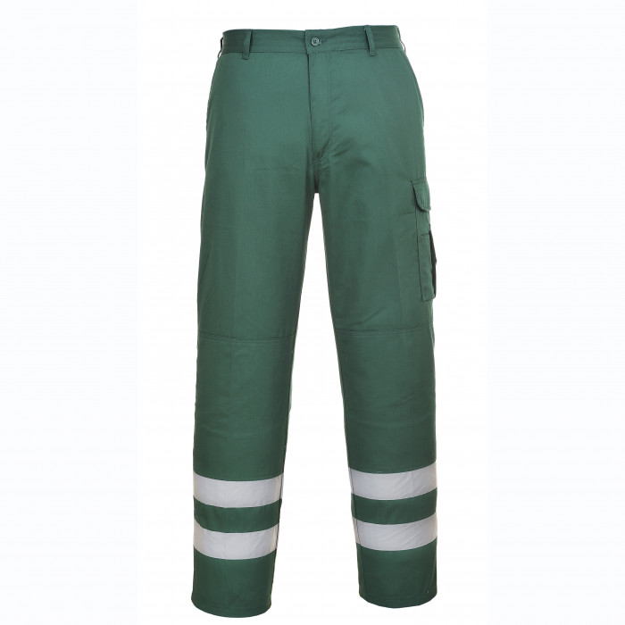 Iona Safety Combat Trouser - Green