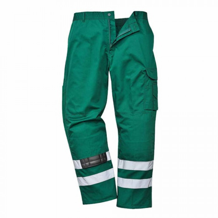 Iona Safety Combat Trouser - Green -  XL - Reg
