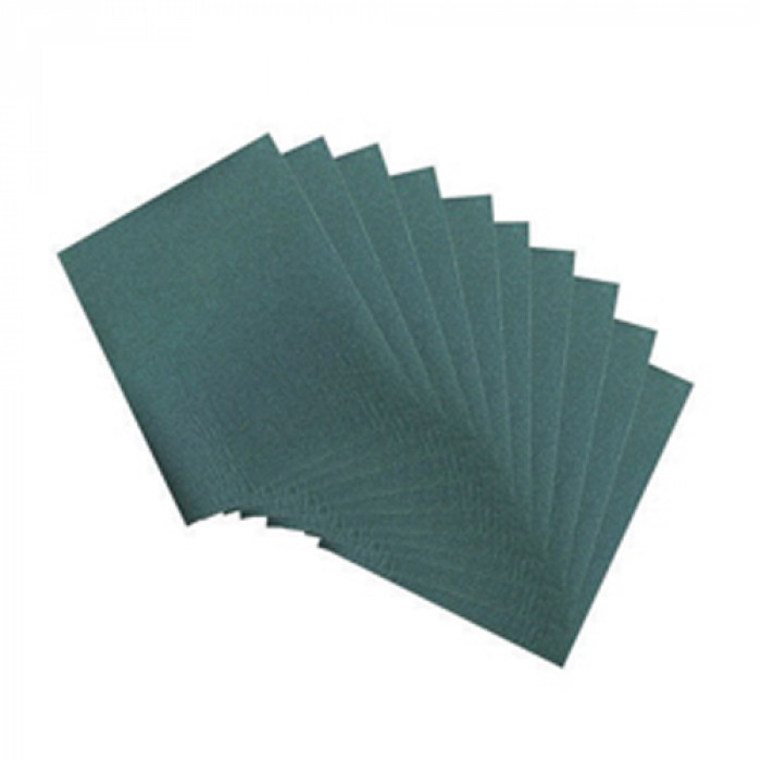 Wet & Dry Sandpaper Sheets - 600 Grit