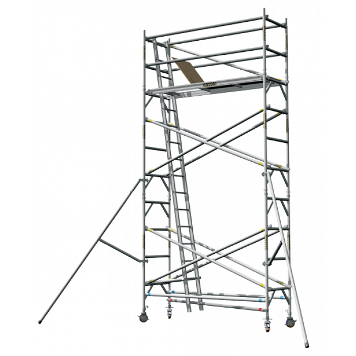 Mini Mobile Scaffold 3.7m Scaffold Set