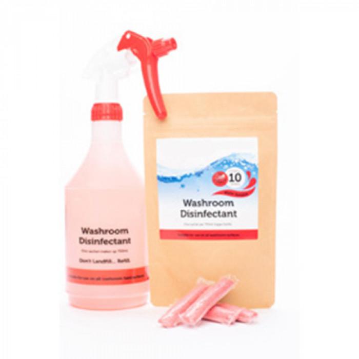 Washroom disinfectant- Fragranced | SCFSWDP | CMT Group