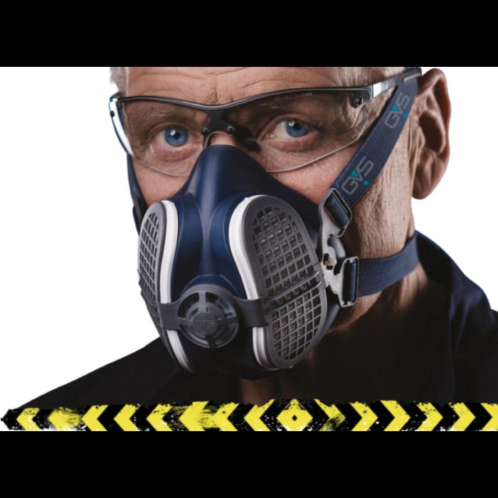 Elipse Half Mask (P3 Filters) | SPR501