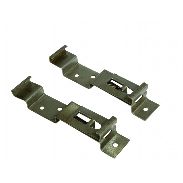 Trailer Number Plate Clips