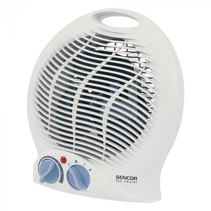 Upright Fan Heater 230V 50Hz 2000W