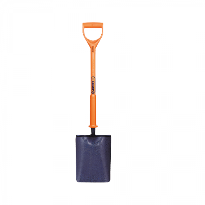 Richard Carter Insulated Taper Mouth Shovel