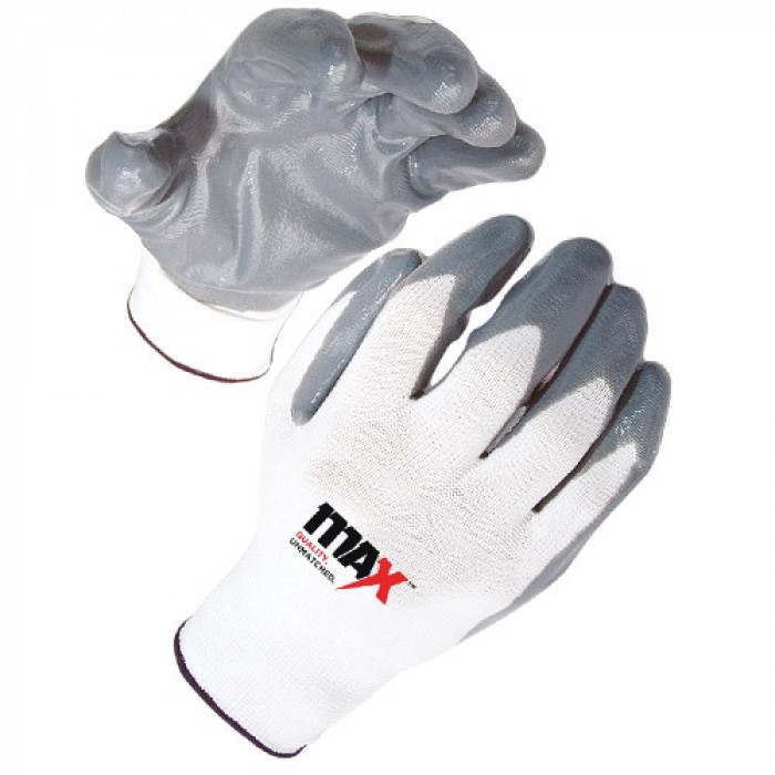 Nitrile Engineering EN388 Gloves