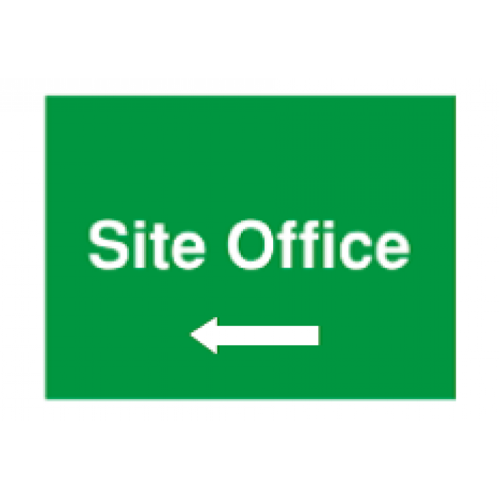 Site Office - Left Arrow