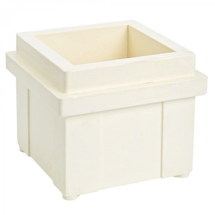 "4"" Plastic Test Cube Mould"