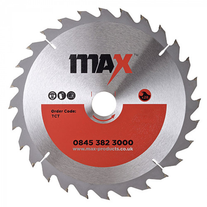 MAX TCT Circular Saw Blade