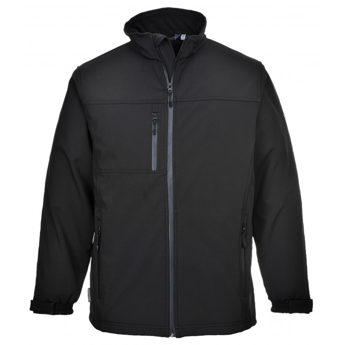 Technik Softshell Jacket - Black