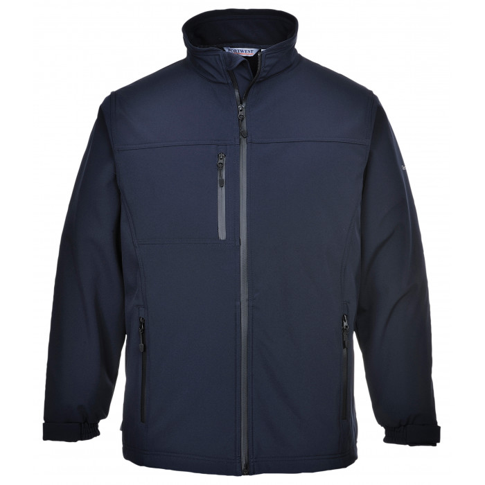 Technik Softshell Jacket - Navy