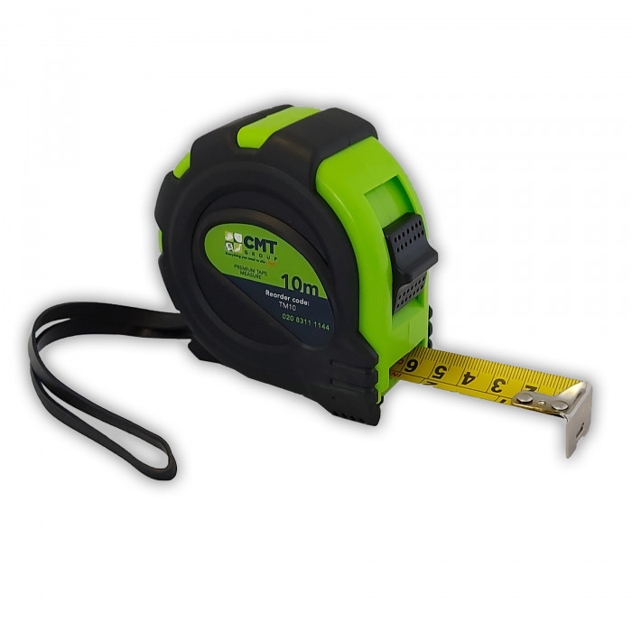 10m Heavy Duty Tape Measure