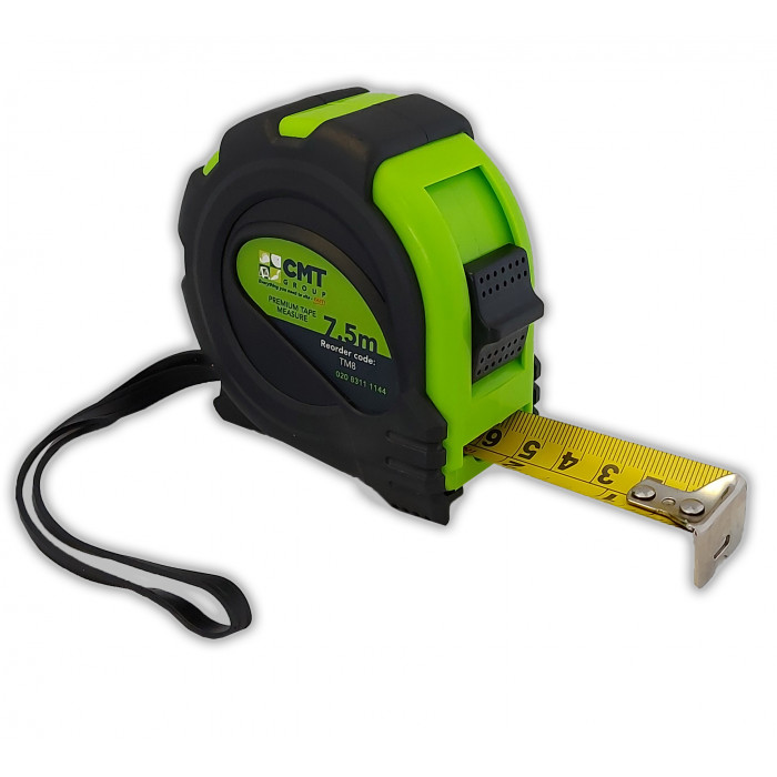 7.5m Heavy Duty Tape Measure