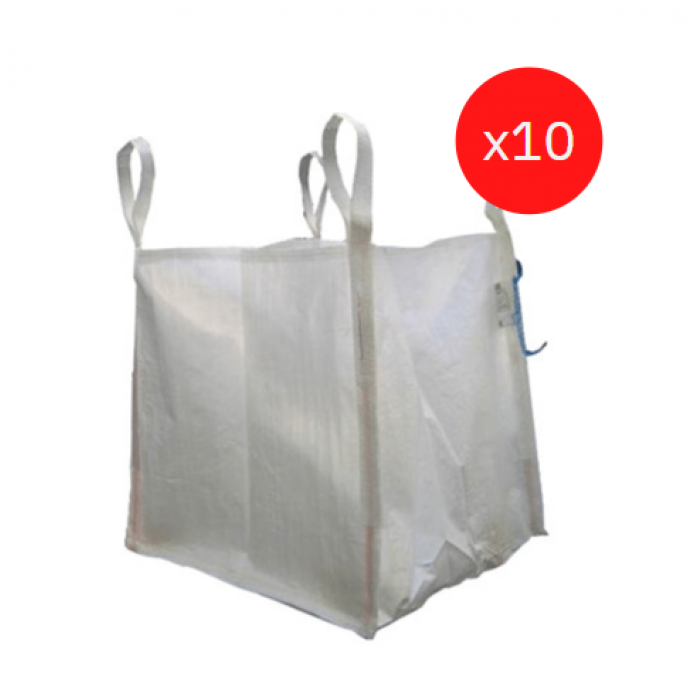 Ton Bag with Open Top x10