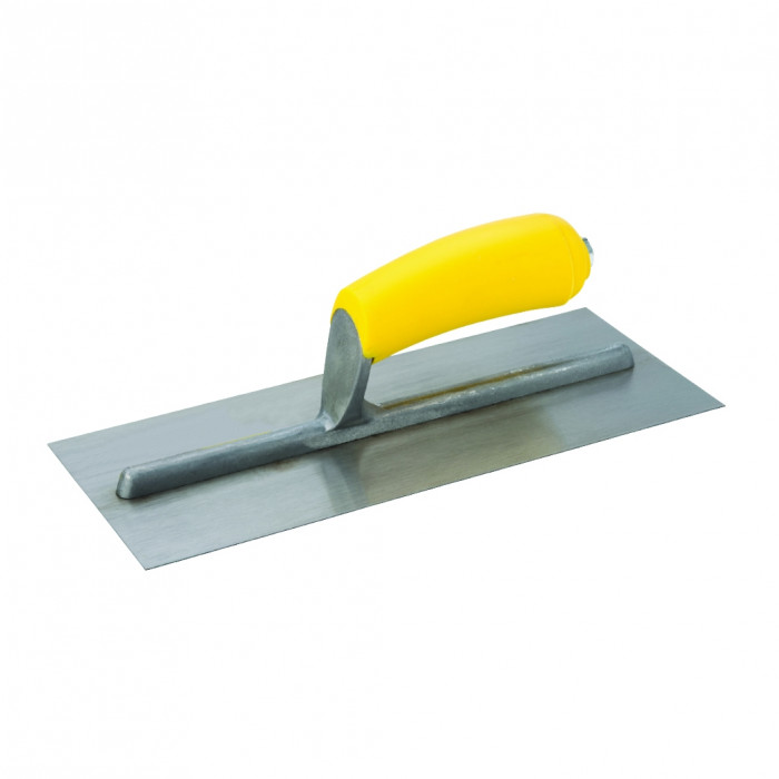 Finishing Trowel with Rubber Handle