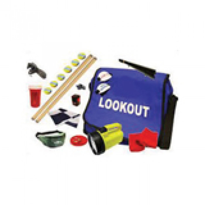 Complete Rail Look Out Kit