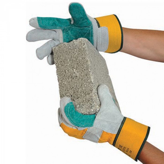 Heavy Duty Double Palm Rigger Glove
