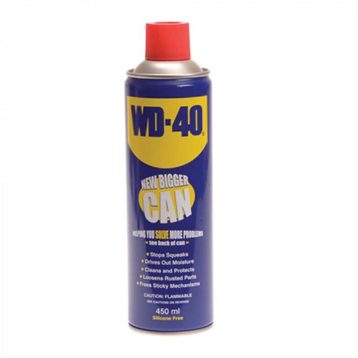 WD40 Lubricant Spray
