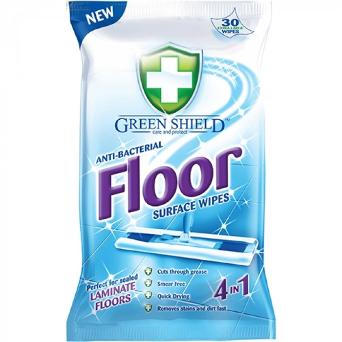 Floor Anti-Bacterial Wipes