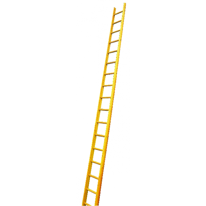 Wooden Pole Ladders - 3-6mtrs