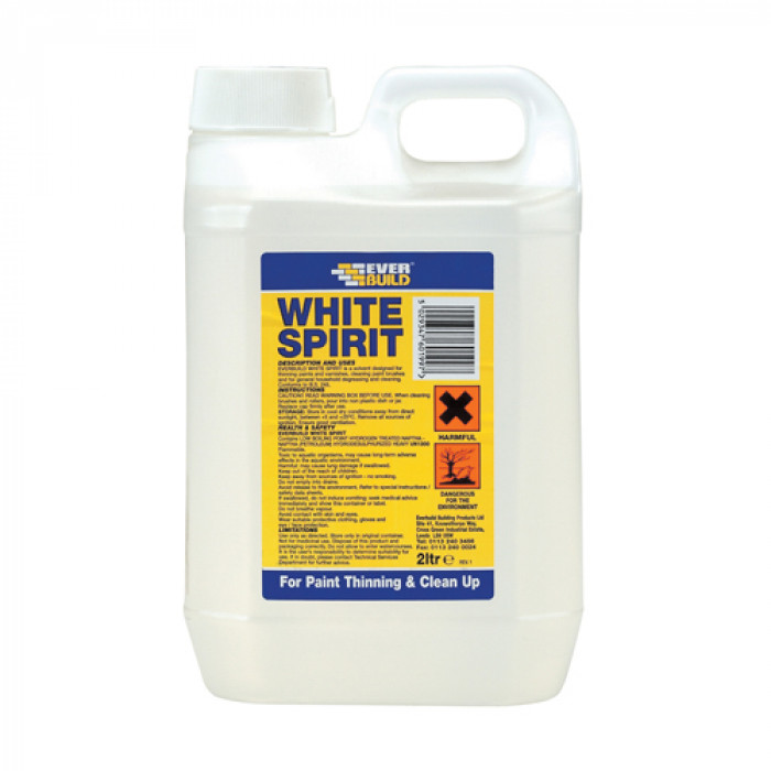White Spirit (2 Litre Bottle)