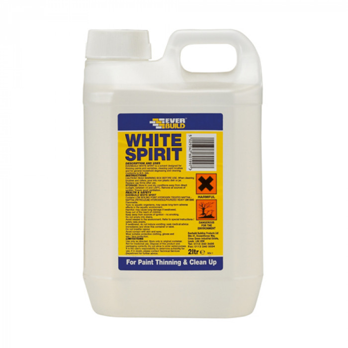 White Spirit (4 Litre Bottle)