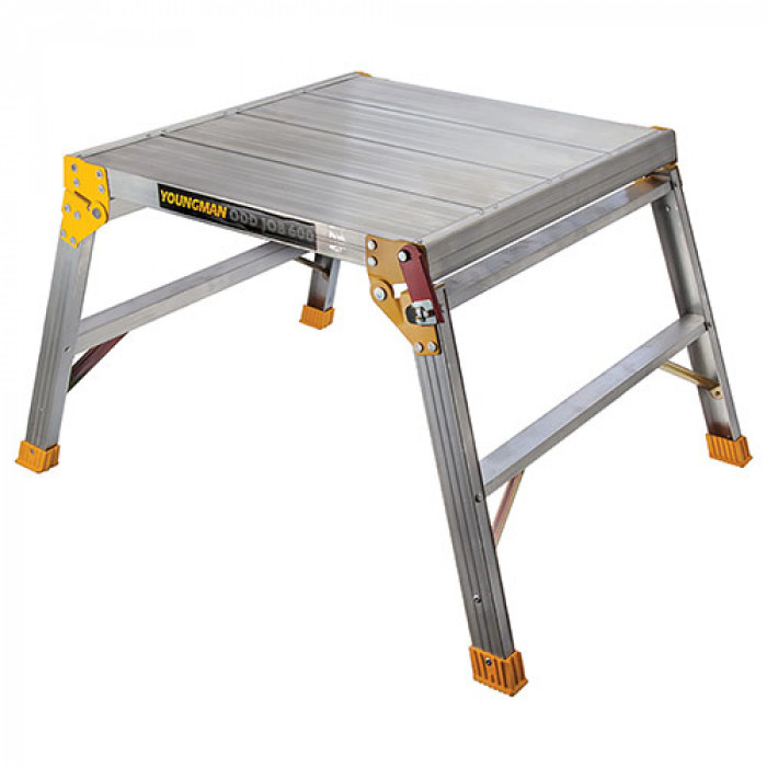 YOUNGMAN Hop Up Platform 600 x 600mm - 500mm High