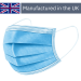 Surgical Face Mask - Certified Type IIR (Pack of 50)